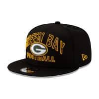 Green Bay Packers 2020 NFL Draft New Era 9FIFTY Snapback Cap Alternate