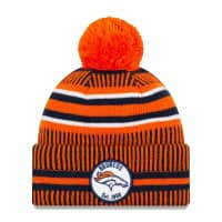 Denver Broncos 2019 NFL Sideline Sport Knit Wintermütze Home