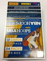 2016/17 Panini NBA Hoops Basketball Hobby Box