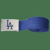 Los Angeles Dodgers Woven Baseball MLB Gürtel Blau