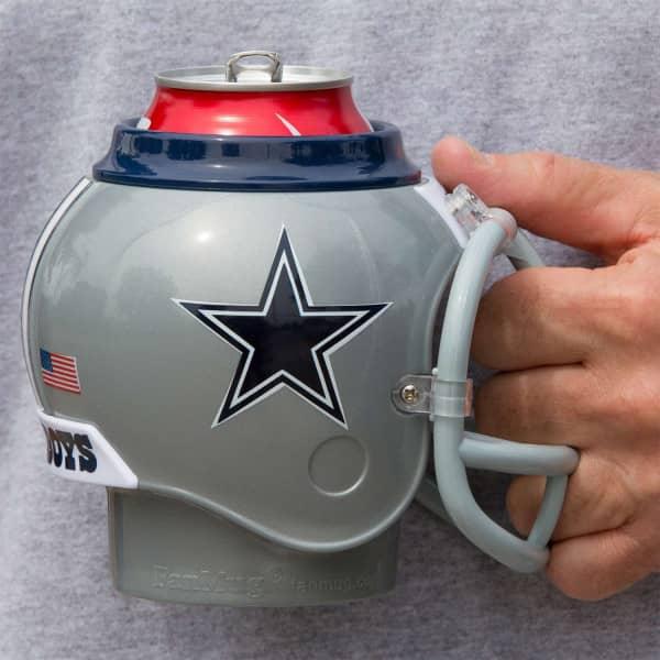 Dallas Cowboys NFL FanMug Helm-Becher