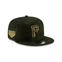 Pittsburgh Pirates 2019 Armed Forces Day 9FIFTY Snapback MLB Cap