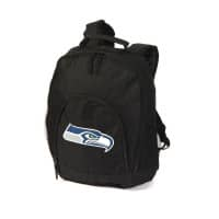 Seattle Seahawks Black NFL Rucksack