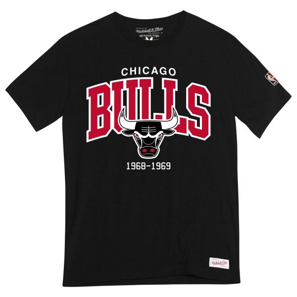 Chicago Bulls HWC Arch NBA T-Shirt