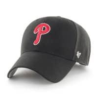 Philadelphia Phillies '47 MVP Adjustable MLB Cap Schwarz