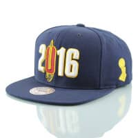 Cleveland Cavaliers 2016 NBA Champs Snapback Cap Navy