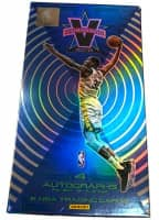 2017/18 Panini Vanguard Basketball Hobby Box NBA