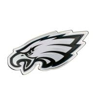 Philadelphia Eagles Aluminium Color NFL Team Emblem