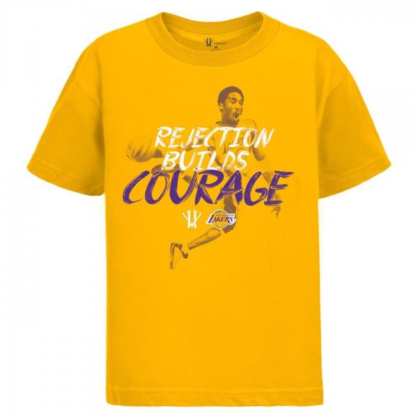 Kobe Bryant Courage Basketball T-Shirt