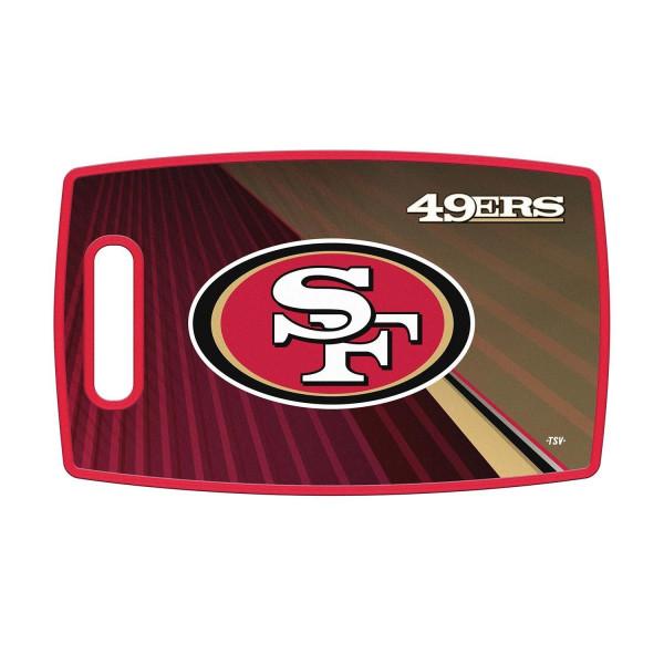 San Francisco 49ers NFL Schneidebrett