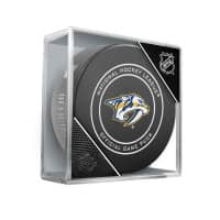 Nashville Predators NHL Official Game Puck (2018)
