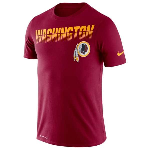 Washington Redskins 2019 NFL Sideline Scrimmage T-Shirt