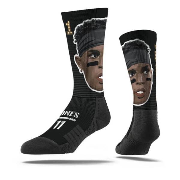 Julio Jones #11 Atlanta Face NFL Socken