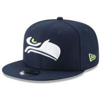 Seattle Seahawks Logo Elements 9FIFTY Snapback NFL Cap