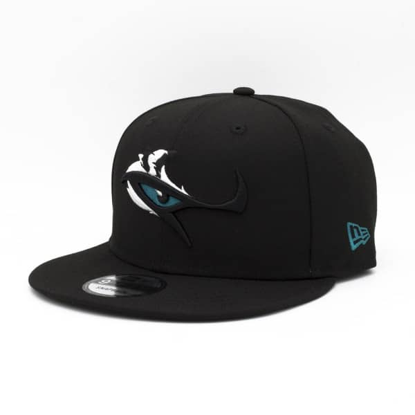 Jacksonville Jaguars Logo Elements 9FIFTY Snapback NFL Cap