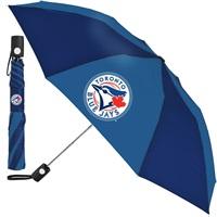 Toronto Blue Jays MLB Regenschirm (Taschenschirm mit Automatik)