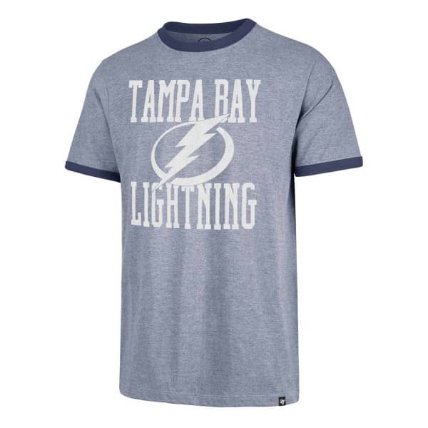 Tampa Bay Lightning Belridge Ringer NHL T-Shirt