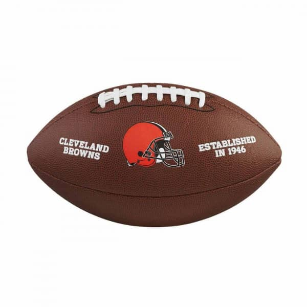 Cleveland Browns Composite Full Size NFL Football