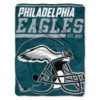 Philadelphia Eagles Super Plush NFL Decke