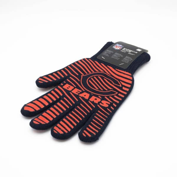 Chicago Bears NFL Barbecue Grillhandschuh