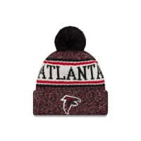 Atlanta Falcons 2018 Sideline Sport Knit NFL Wintermütze