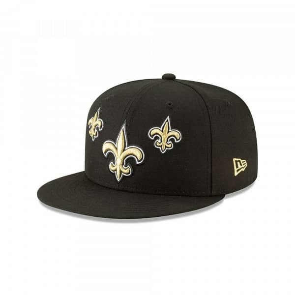 New Orleans Saints 2019 NFL Draft On-Stage 59FIFTY Fitted Cap