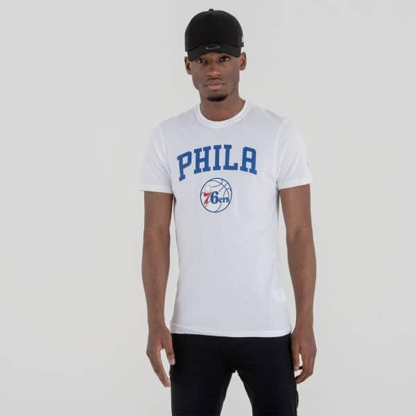 Philadelphia 76ers Team Logo NBA T-Shirt