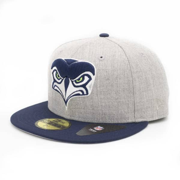 Seattle Seahawks Alternate Logo 59FIFTY Fitted NFL Cap