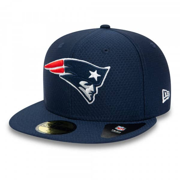 New England Patriots Hex Tech NFL 59FIFTY Fitted Cap