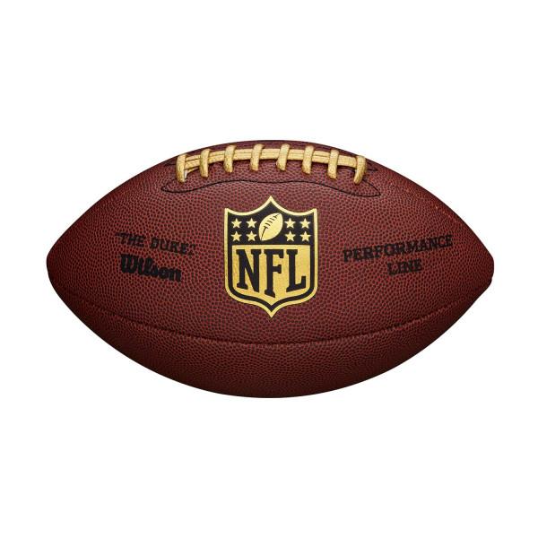 "NFL Replica Game Ball ""The Duke"" Performance Line"