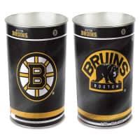 Boston Bruins Eishockey NHL Papierkorb
