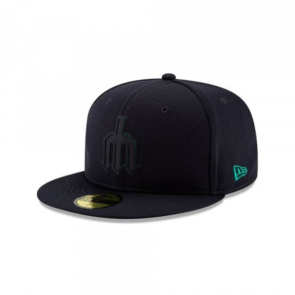great fit 1f7db 493c6 New Era Seattle Mariners 2019 Clubhouse 59FIFTY Fitted MLB Cap   TAASS.com  Fan Shop