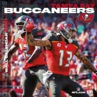Tampa Bay Buccaneers 2021 Team NFL Wandkalender