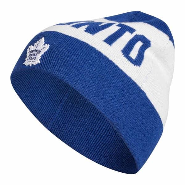 Toronto Maple Leafs 2019/20 Coach Beanie NHL Wintermütze