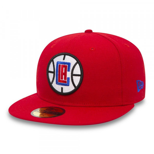 Los Angeles Clippers Team Classic 59FIFTY Fitted NBA Cap