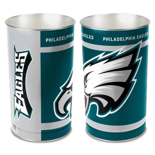 Philadelphia Eagles Logo American Football NFL Papierkorb