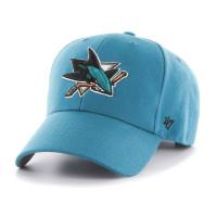 San Jose Sharks '47 MVP Adjustable NHL Cap