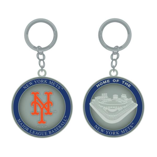 New York Mets Stadium MLB Schlüsselanhänger