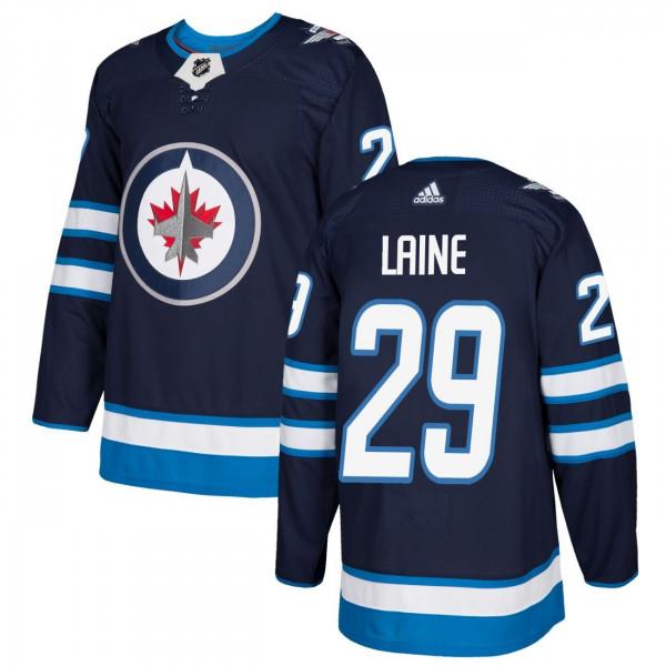 Patrik Laine #29 Winnipeg Jets Authentic Pro NHL Trikot Home