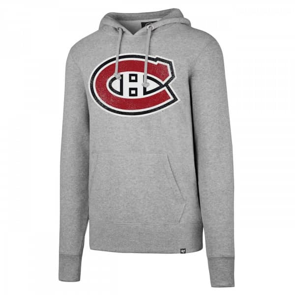 quality design aadf4 53342 Montreal Canadiens Knockaround Hoodie NHL Sweatshirt