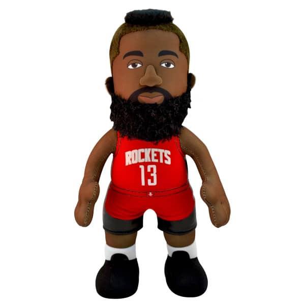 James Harden #13 Houston Rockets NBA Plüsch Figur (25 cm)