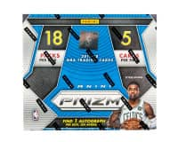 2017/18 Panini Prizm Fast Break Basketball Box NBA