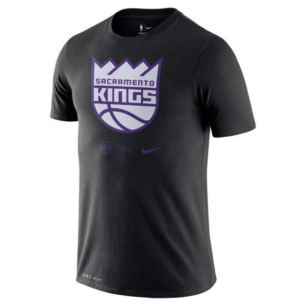 Sacramento Kings 2020 Bold Pride Logo Nike Dri-FIT NBA T-Shirt