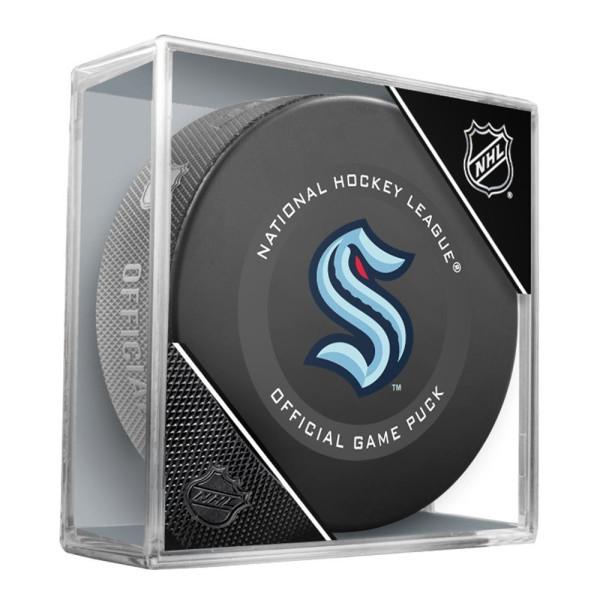 Seattle Kraken NHL Official Game Puck