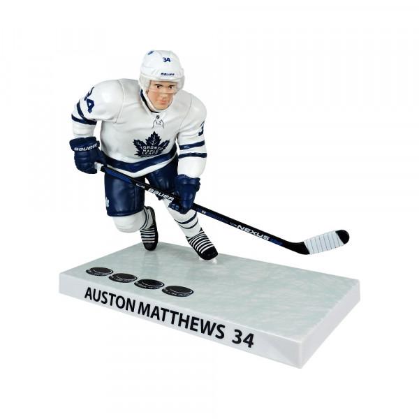 Auston Matthews Toronto Maple Leafs 4 Goals NHL Figur (16 cm)
