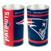New England Patriots Metall NFL Papierkorb