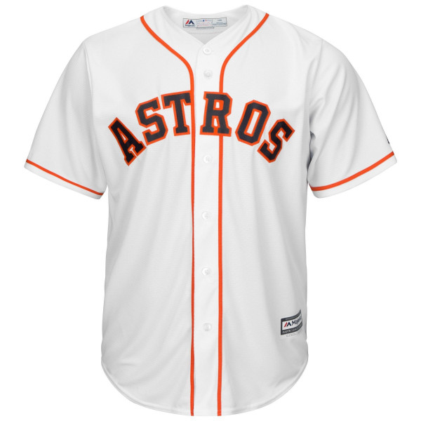 Houston Astros Cool Base MLB Trikot Home