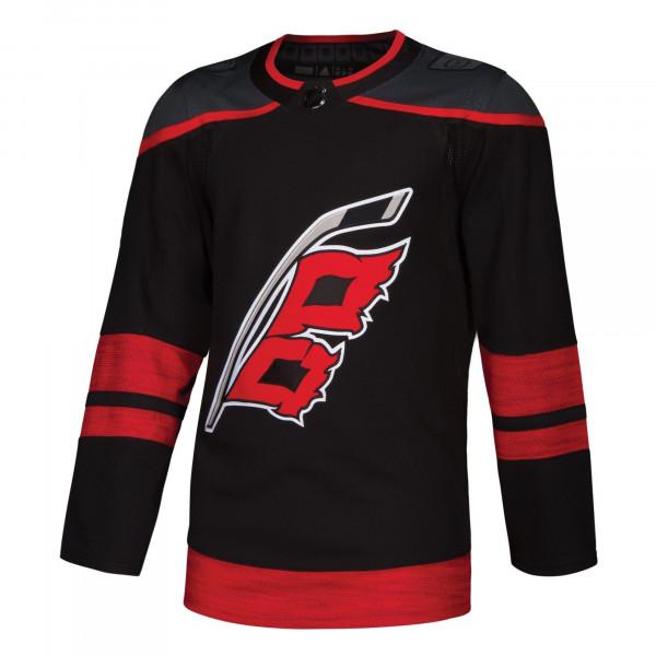 Carolina Hurricanes adidas Authentic Pro NHL Trikot Alternate Schwarz