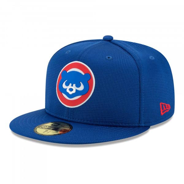 Chicago Cubs 2021 MLB Authentic Clubhouse New Era 59FIFTY Fitted Cap