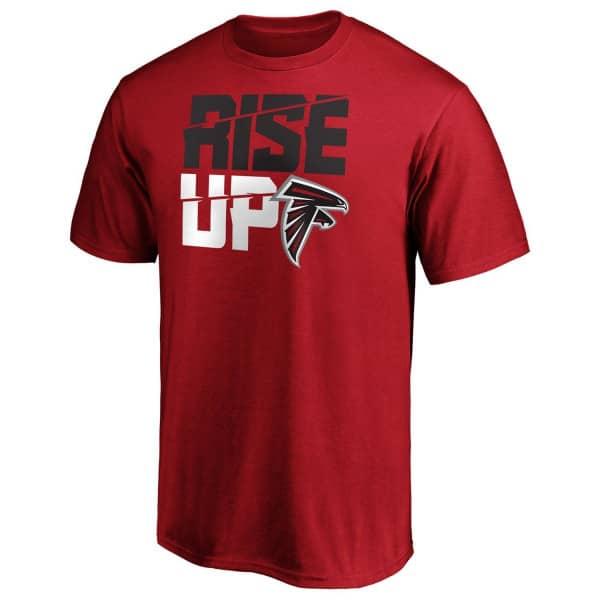 Atlanta Falcons Rise Up NFL T-Shirt